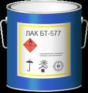 Лак бт-577 кузбасслак