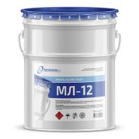 Эмаль МЛ-12 серая (1кг.)