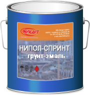 Грунтовка НИПОЛ-СПРИНТ желтая (1кг.)