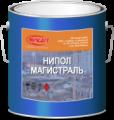 Краска для разметки дорог АК-511 желтая (1кг)
